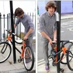 Zapinany rower
