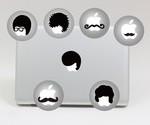 Naklejki na MacBooka Pro