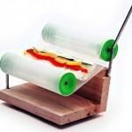 Sushi roller w akcji - zdjęcie trzecie