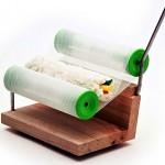 Sushi roller w akcji - zdjęcie czwarte