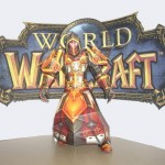 Papierowe figurki z World of Warcraft
