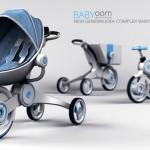 babyboom - wozek i rowerek w jednym