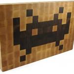 Deska kuchenna Space invaders