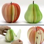 pamiętałka jabłko i gruszka