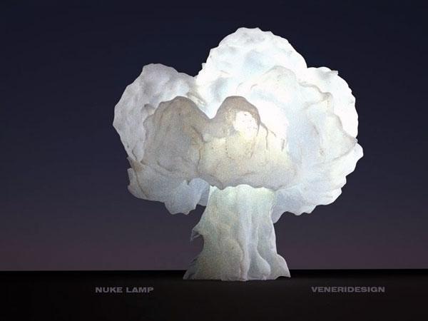 Lampka atomowa