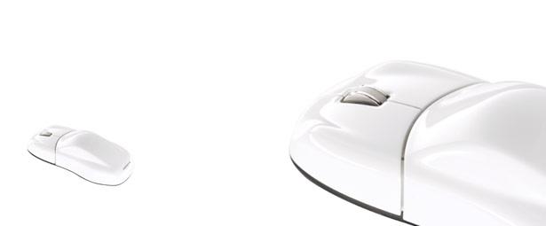 Myszka od Porsche