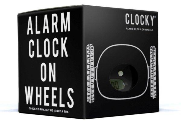 Clocky opakowanie