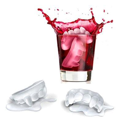 lodowe zęby wampira